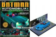 DC Batman Automobilia Collection #19 Detective Comics #371 Batmobile Eaglemoss